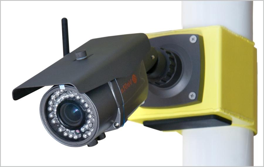 Беспроводные ip камеры видеонаблюдения с видеорегистратором